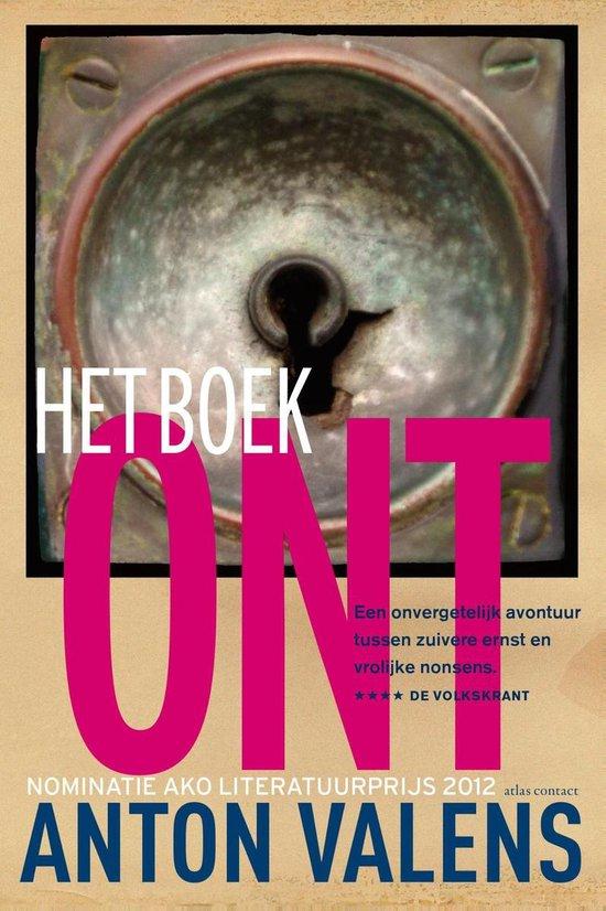 Het boek ont - Anton Valens pdf epub