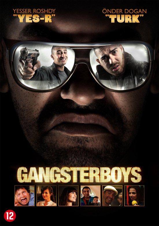 Cover van de film 'Gangsterboys'