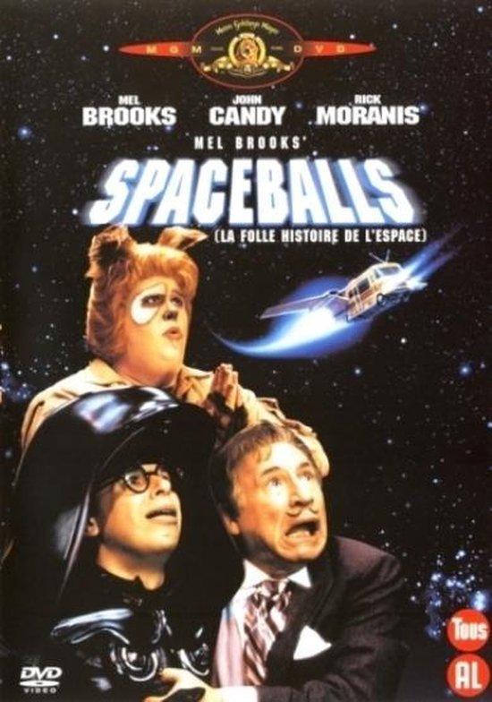 Cover van de film 'Spaceballs'
