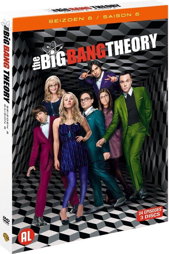 Cover van de film 'The Big Bang Theory'