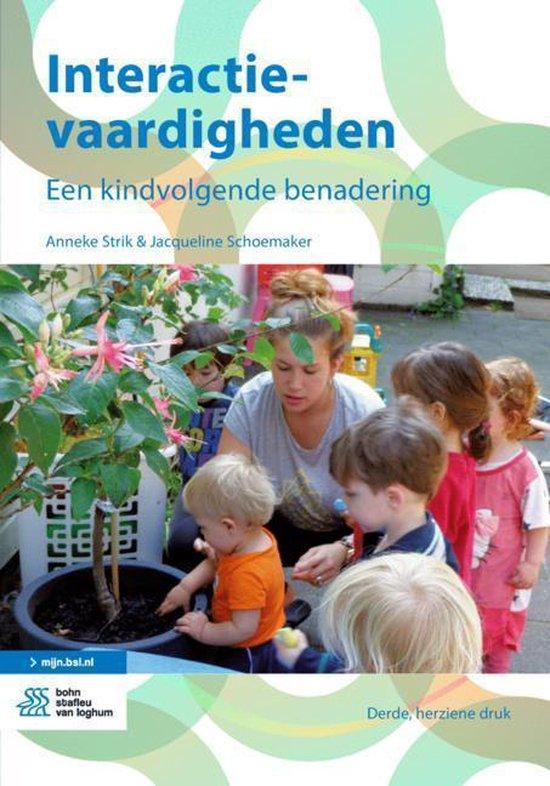 Boek cover Interactievaardigheden van Anneke Strik (Paperback)