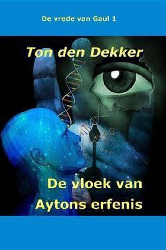 Cover van het boek 'De vloek van Aytons erfenis'