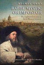 Rabbi, Mystic, or Impostor?