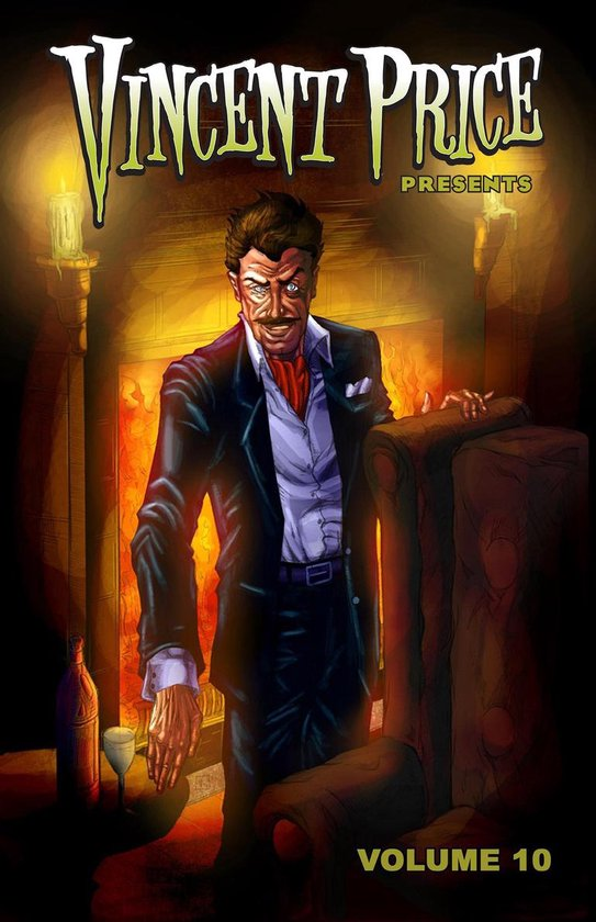 Vincent Price Presents: Volume #10