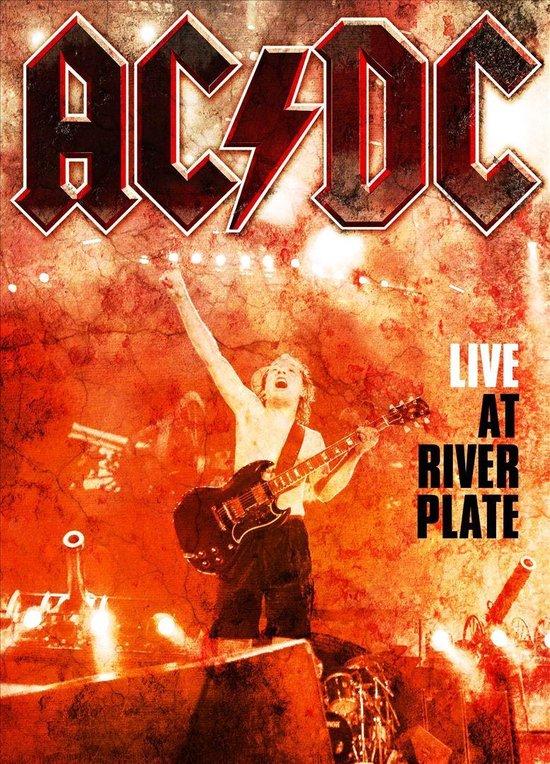 Cover van de film 'AC/DC - Live At River Plate'