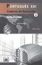 Português XXI - nova ediçao 2 caderno de exercícios