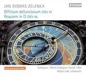 Officium Defunctorum Zwv 47/Requiem Zwv 46