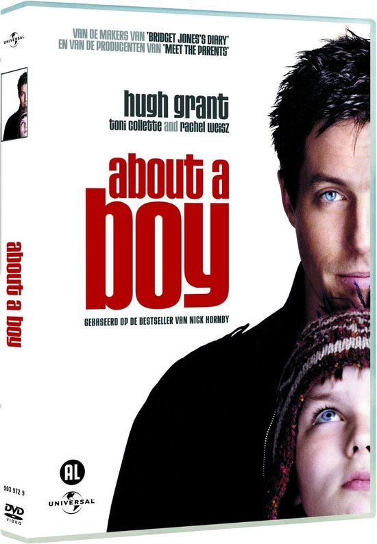 Cover van de film 'About A Boy'
