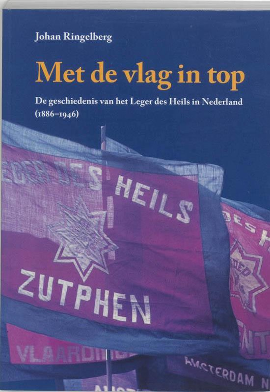 Met de vlag in top - J. Ringelberg |