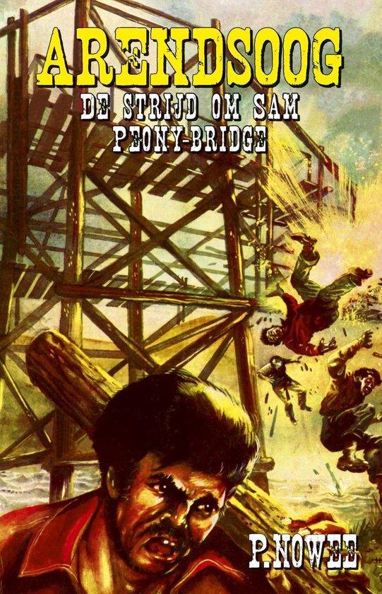 Boek cover Arendsoog 22 -   De strijd om Sam-Peony-bridge van Paul Nowee (Paperback)