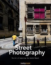 Boek cover Street Photography van Gordon Lewis