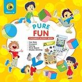 Pure Fun Children's Activity Book