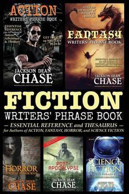Fiction Writers' Phrase Book