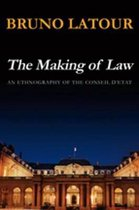 Omslag The Making of Law