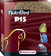 Nutribird P15 Original Onderhoudsvoeder - Binnenvogelvoer - 4 kg