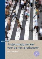 Projectmatig werken voor de non-profitsector