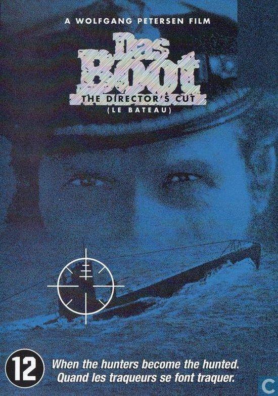 Cover van de film 'Das Boot'