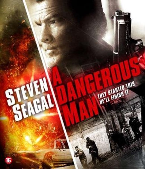 Cover van de film 'Dangerous Man'