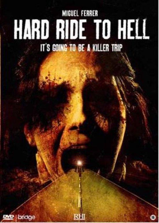 Cover van de film 'Hard Ride To Hell'