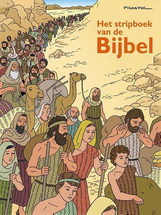 Het stripboek van de Bijbel - Toni Matas  