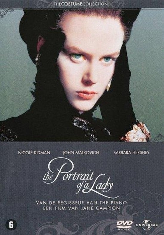 Cover van de film 'Portrait Of A Lady'