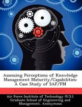 Assessing Perceptions of Knowledge Management Maturity/Capabilities