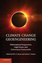 Climate Change Geoengineering
