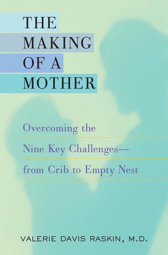 Omslag van The Making of a Mother