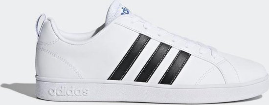 adidas Advantage Sneakers Heren - White/Black/Blue