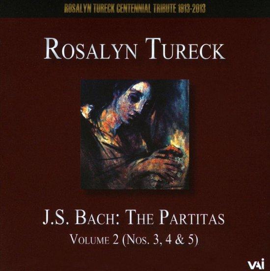 J.S. Bach: The Partitas, Vol. 2