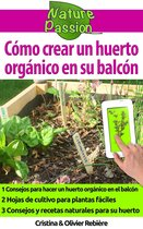 Como crear un huerto orgánico en su balcon