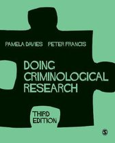 Doing Criminological Research