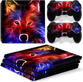 Fox - PS4 Pro Console Skins PlayStation Stickers