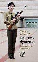 Boek cover De Kim-dynastie van Casper van der Veen (Onbekend)