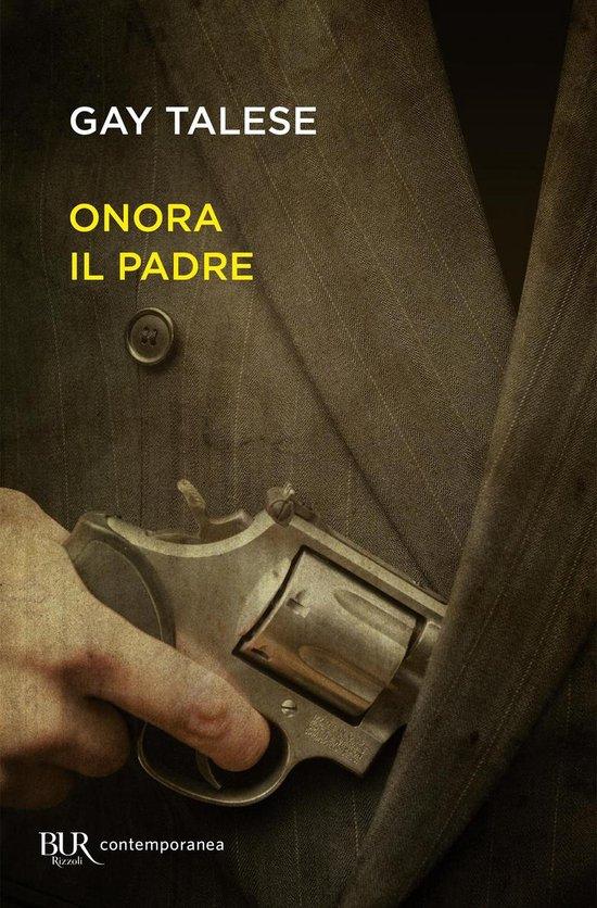 Boek cover Onora il padre van Gay Talese (Onbekend)