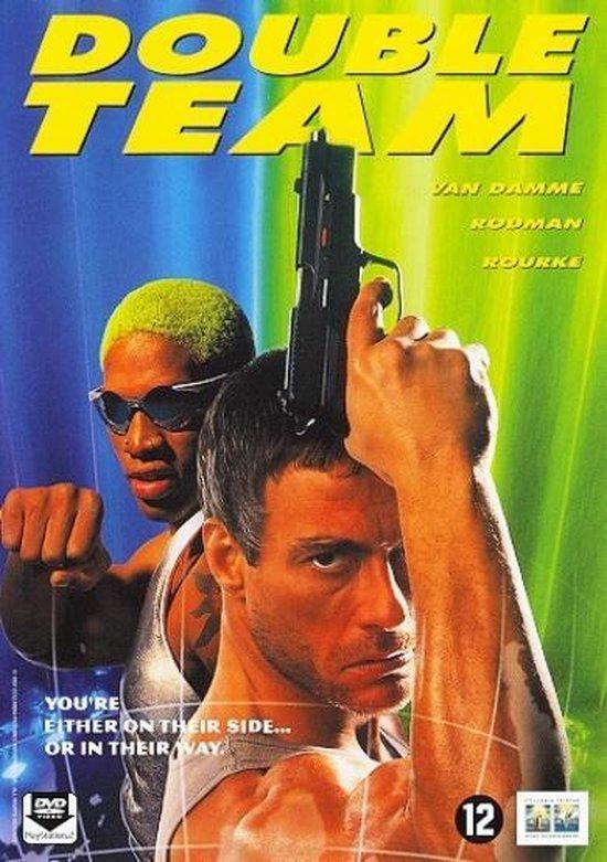 Cover van de film 'Double Team'