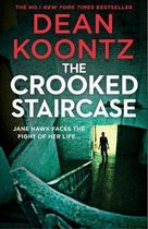 Omslag The Crooked Staircase (Jane Hawk Thriller, Book 3)