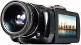 Lipa HDV-395 camcorder Full HD videocamera - Sony lens en phone remote - 18x zoom