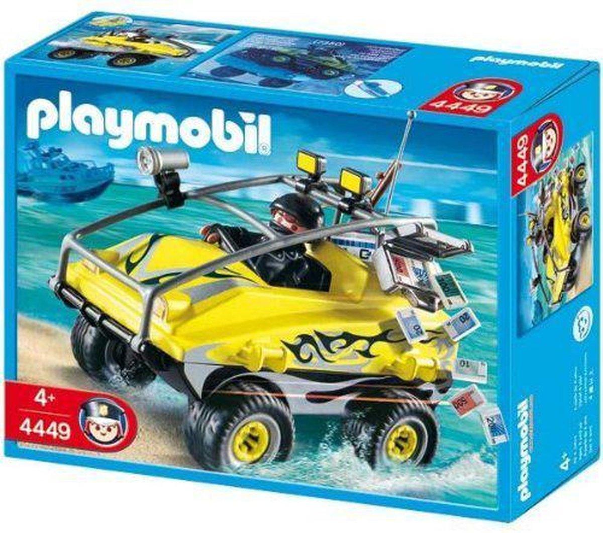 Playmobil Amfibievoertuig - 4449