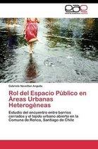 Rol del Espacio Publico En Areas Urbanas Heterogeneas