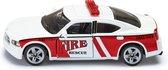 SIKU 1468 Commandowagen Amerikaanse Brandweer