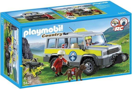 Playmobil Reddingsploeg in de Bergen - 5427