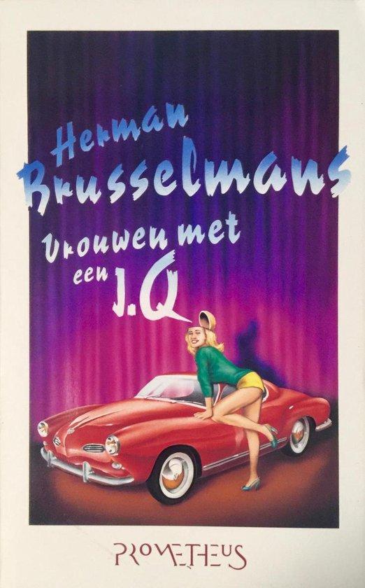 Vrouwen met een iq - Herman Brusselmans   Readingchampions.org.uk