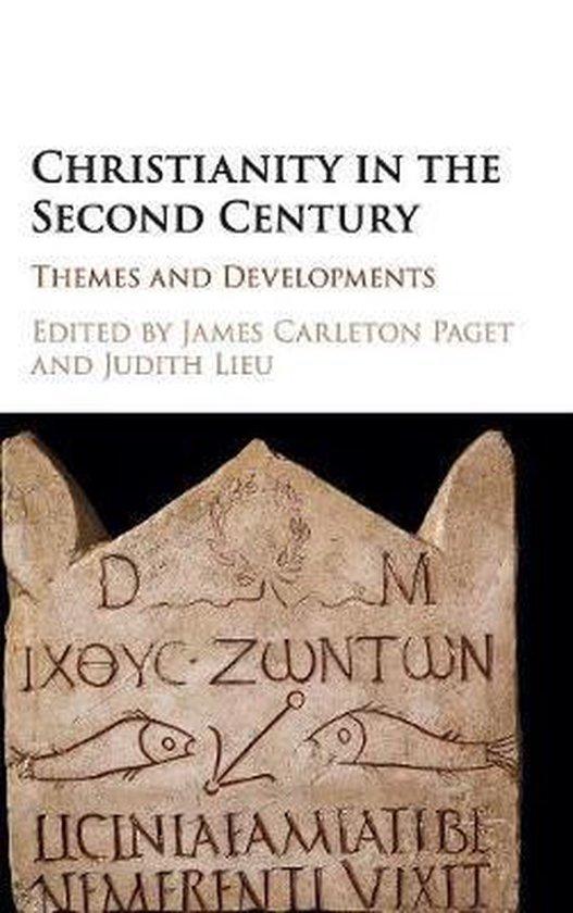 Boek cover Christianity in the Second Century van  (Hardcover)