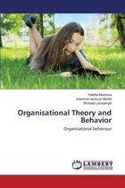 Organisational Theory and Behavior