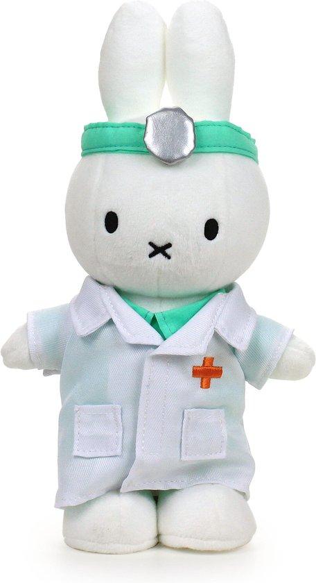 """nijntje Dokter knuffel - 24 cm - 9,5"""""""
