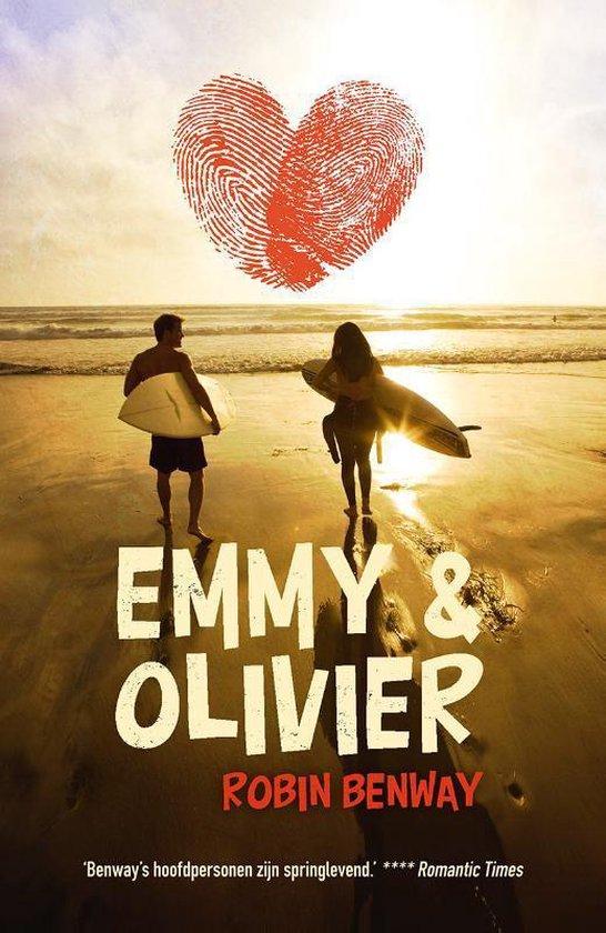 Emmy & Olivier - Robin Benway |