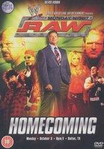 WWE - Monday Night Raw Homecoming
