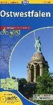 ADFC-Regionalkarte Ostwestfalen 1 : 75 000
