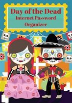 Day of the Dead Internet Password Organizer